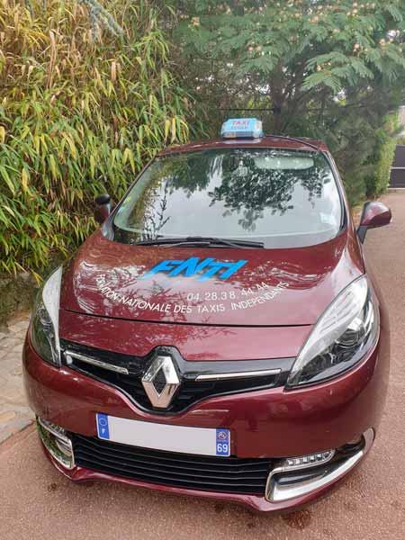 taxi ecole fnti