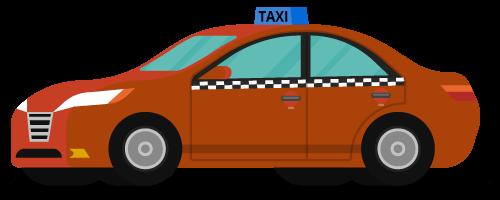 taxi rouge fnti