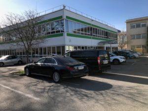 local et Salle de cours de la formation FNTI , alliance FTI 13 Permis Taxi , location de vehicule équipé Taxi, formation continue taxi , formation à la mobilité